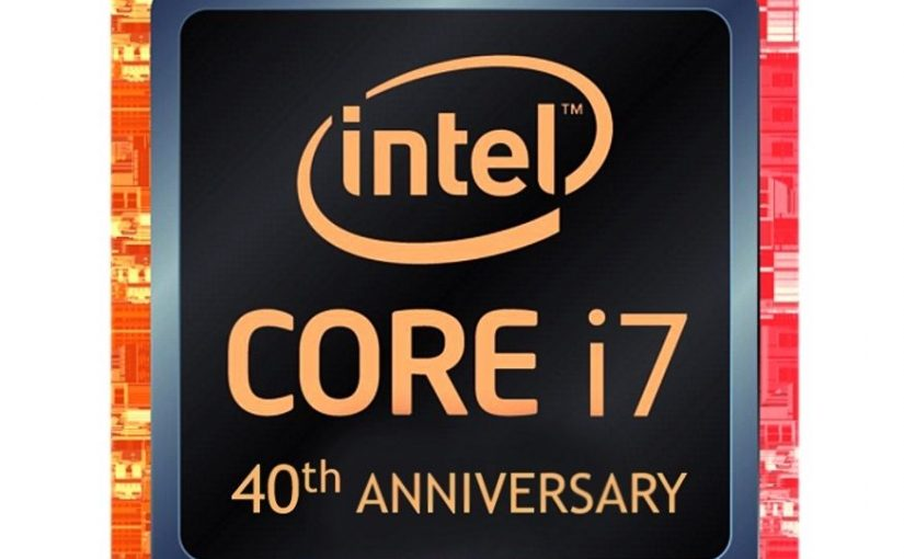 Intel 8086 处理器 40 周年 —— 从 8086K 看 Intel 处理器性能提升