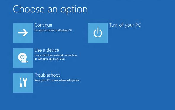 解决 Windows 10 更新之后出现多余恢复分区的问题