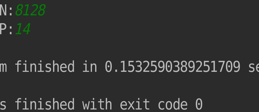 利用 Python 3 线程池快速判断完数